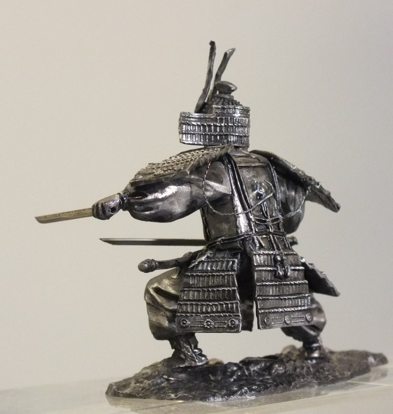картинка самурай с мухобойкой уже смогла